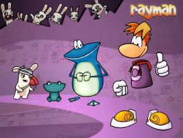 Rayman The New Obsession by kittydemonchild