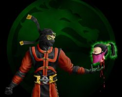 Ermac's Rebellion by D1u9c7k9