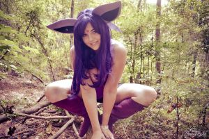 Espeon IV by xposed-photography