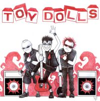 The Toy Dolls by psonha