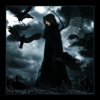Angel Of Death by Rickbw1