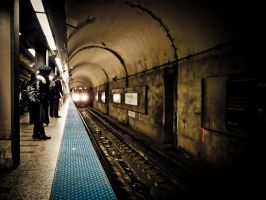 Subway by praveenpankaj