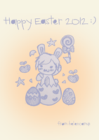 Happy Easter Day :) by helencamui