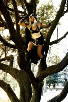 Ashe Cosplay - League of Legends by vigi140