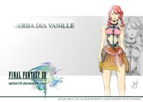 Oerba Dia Vanille. by sector19