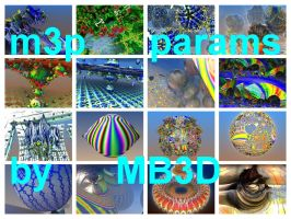 M3p Params by blenqui