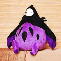 NARU /Ori and The Blind Forest/ plush by O-l-i-v-i