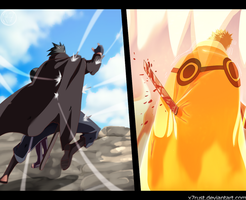 Naruto Gaiden 6 - losers by X7Rust