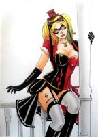 Harleyquinn for sale US$70 by sidneydesenhus