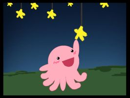Reaching for Bright Stars by octobomb