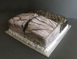 Pavement cake view 1 by cake-engineering
