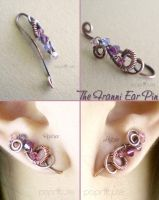 The Franni Ear Pin by popnicute