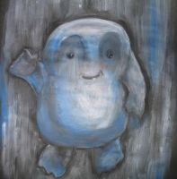 Doctor Who Adipose by MasqueradeAngel