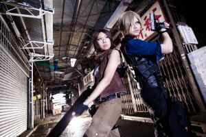 Resident Evil 6 by Asuka10
