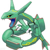 Rayquaza by Nidoking256
