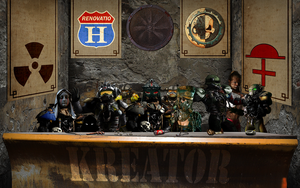 GM's Last Supper by Matriosky