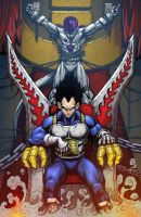 Lord Vegeta by SiriusSteve