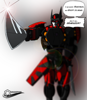 I am Deadlock part 2 by crusader1081