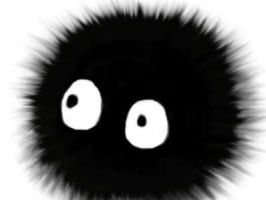 Sootsprite by HikariMichi