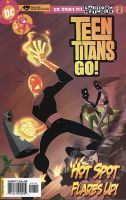Teen Titans Go cover no.17 by cheeks-74