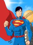 Superman new 52 by Kan-L