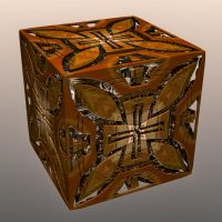 The Puzzle Box by Vidom