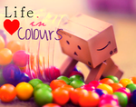 Life In Colours by Smile-Chii