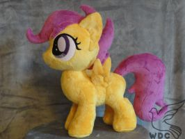 Scootaloo , second time around by WhiteDove-Creations