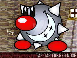 Tap-Tap the Red Nose by Tutan-Koopa