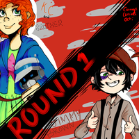 CCOCT Round 1 cover by RinChouko98