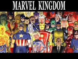 Marvel Kingdom by Nick-Perks