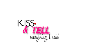 Png Kiss And Tell 2 by AmazingObsession