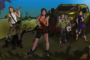 Bring on the zombies by random-syhn