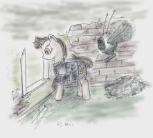 The Stable Pony by otherunicorn