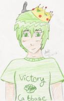 Art Trade For Victory Cabbage by Smovegirl