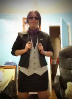 My DCI look by thestarishere99