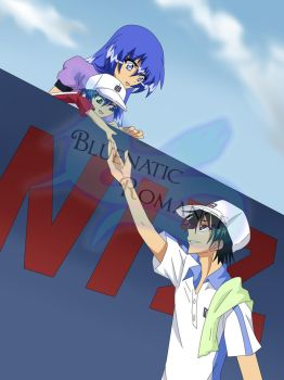 Win for the Family by Echizen-Momoko