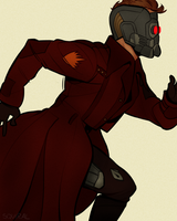 Star-Lord by carbonaras