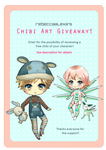 Chibi Giveaway ENTER TO WIN! [Closed] by RebeccaAlexa