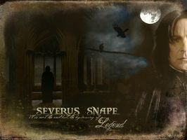Severus Snape - the legend by SeverusSnapesAngel