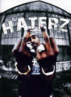 2Pac Haterz! by danielboveportillo