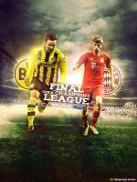 Uefa Champions League 2013 by M-A-G-F-X-Graphic