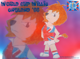 World Cup Willie Wallpaper by Mundiena-Smeargle
