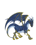 Hollow Bunny's Dragon RecolorMe by KyleCorbeau