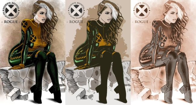 Rogue Variants by geminisoku