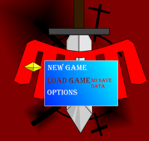 Game start menu by shadow-recon-666