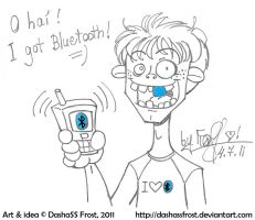 Bluetooth by dashassfrost