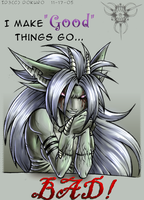 ID- Good things go BAD by Dokuro