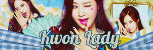 [CoverZing] SNSD Yuri - Kwon Lady by lapep999