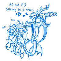 Discord The Master Troll by Mickeymonster